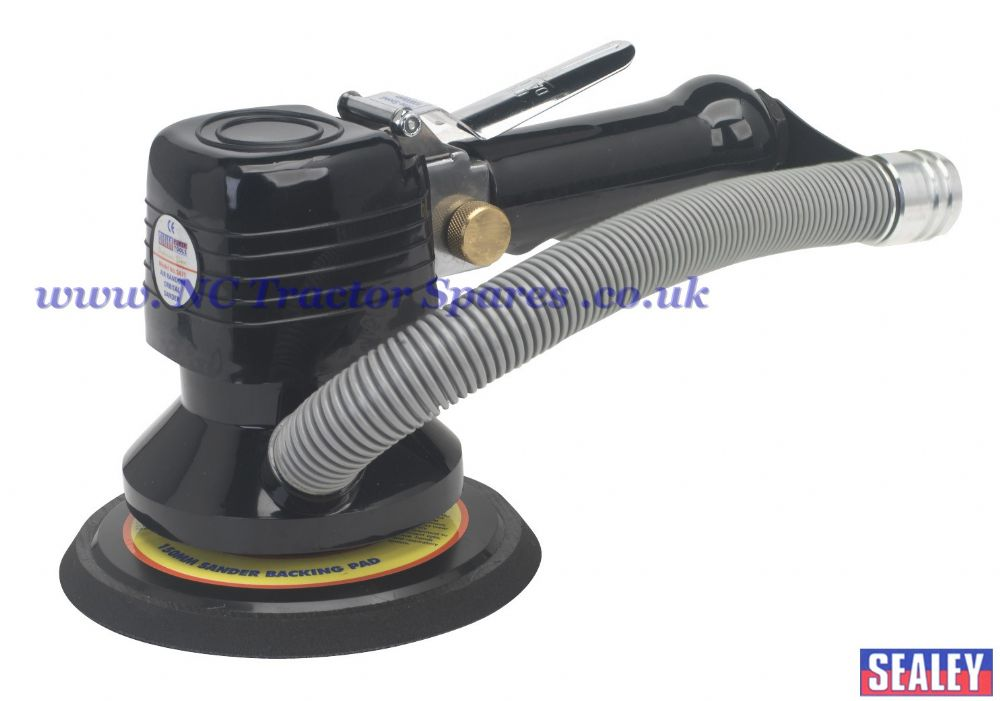 Air Sander 150mm Random Orbital Dust-Free